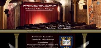 performances par excellence website development